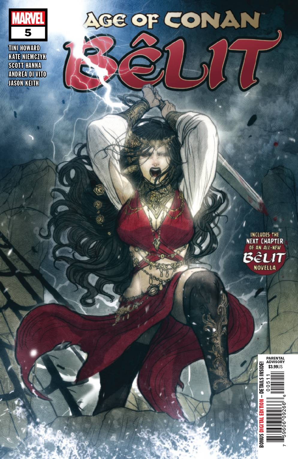 AGE OF CONAN: BELIT (MS 5)