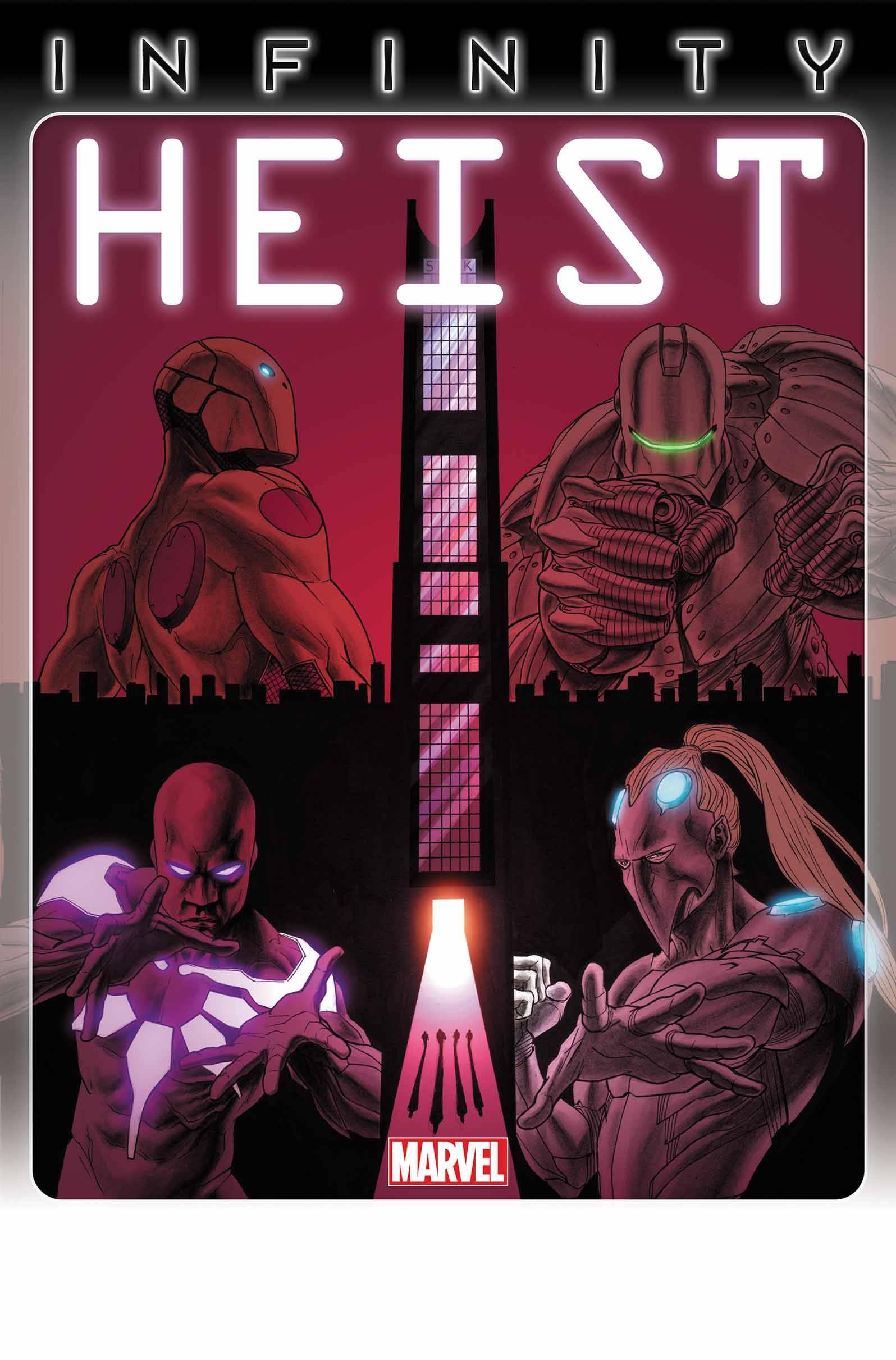INFINITY HEIST (MS 4)