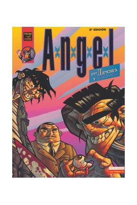 ANGEL (*) Ediciones La Cúpula