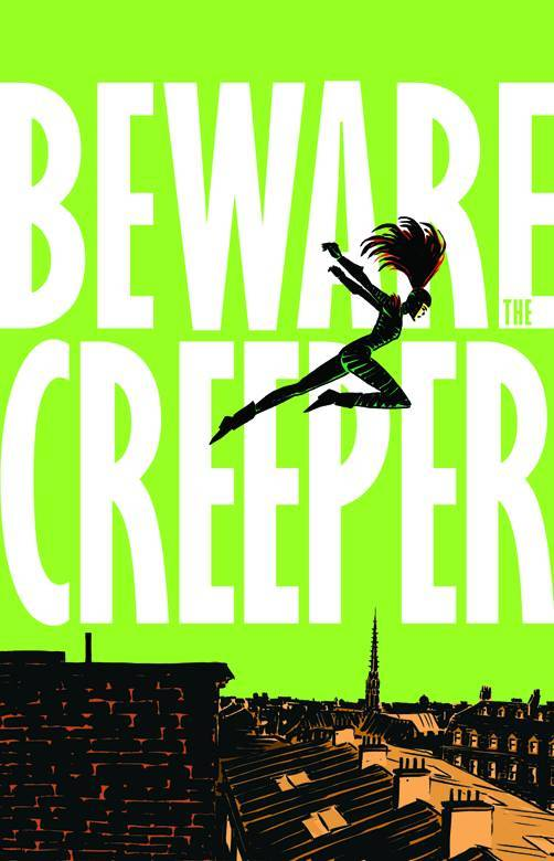 BEWARE THE CREEPER  (MR 5)