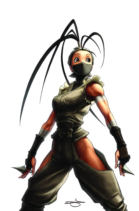 STREET FIGHTER LEGENDS IBUKI (MS 4)