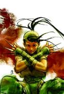 STREET FIGHTER LEGENDS: IBUKI (MS 4)