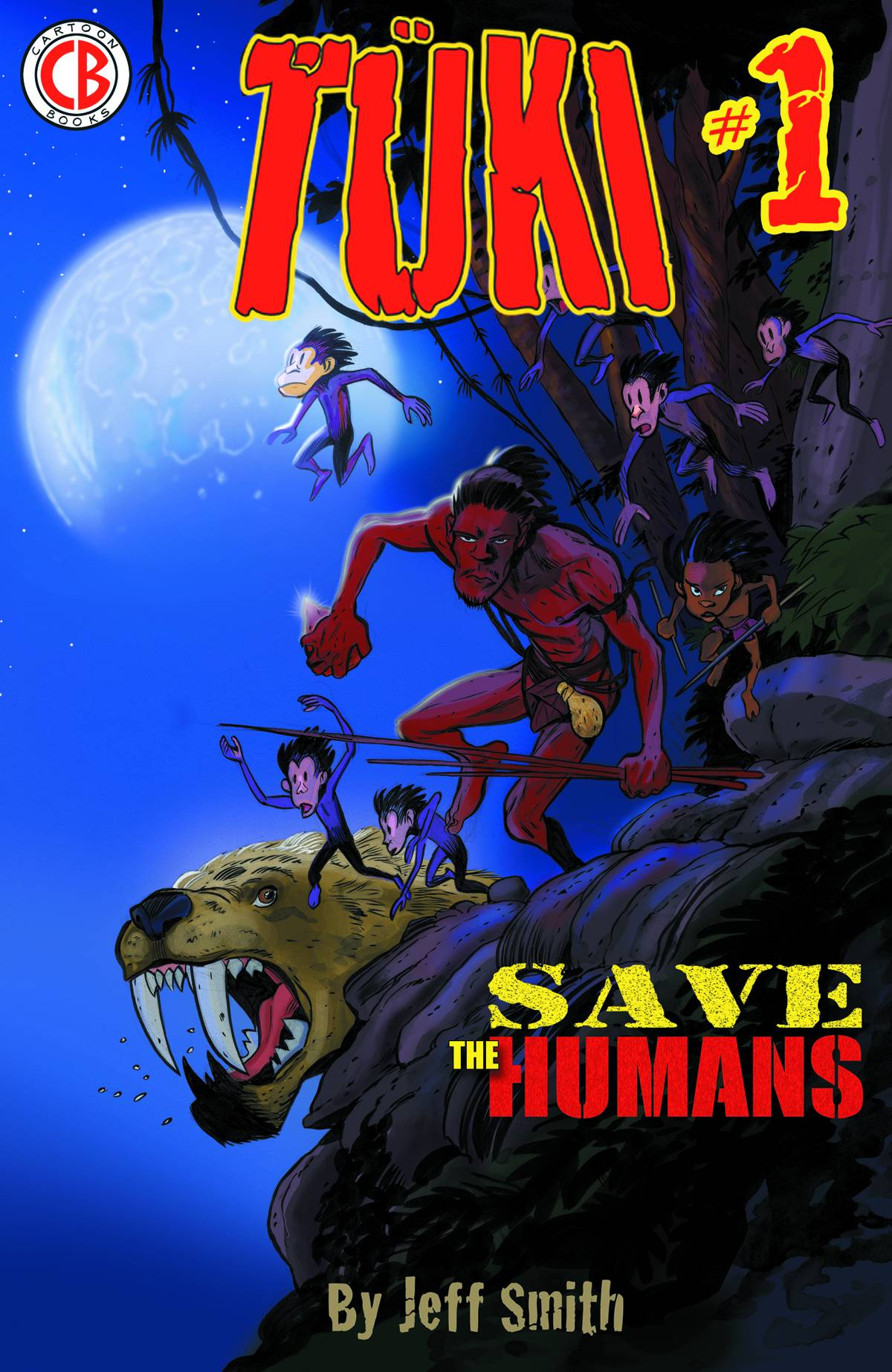 TUKI SAVE THE HUMANS  (MS 4)