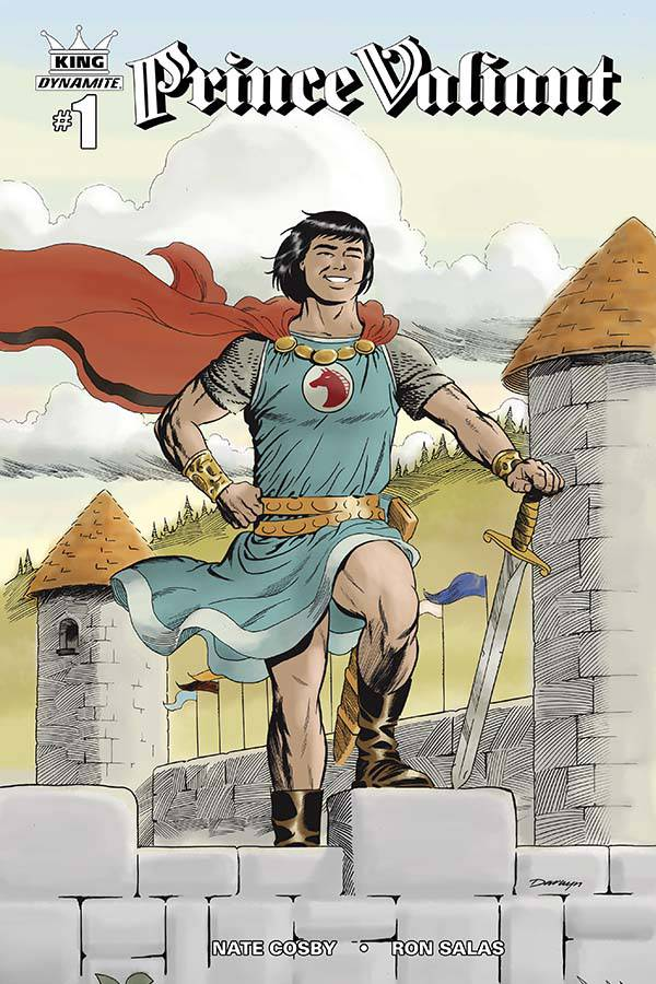 KING PRINCE VALIANT  (MS 4)