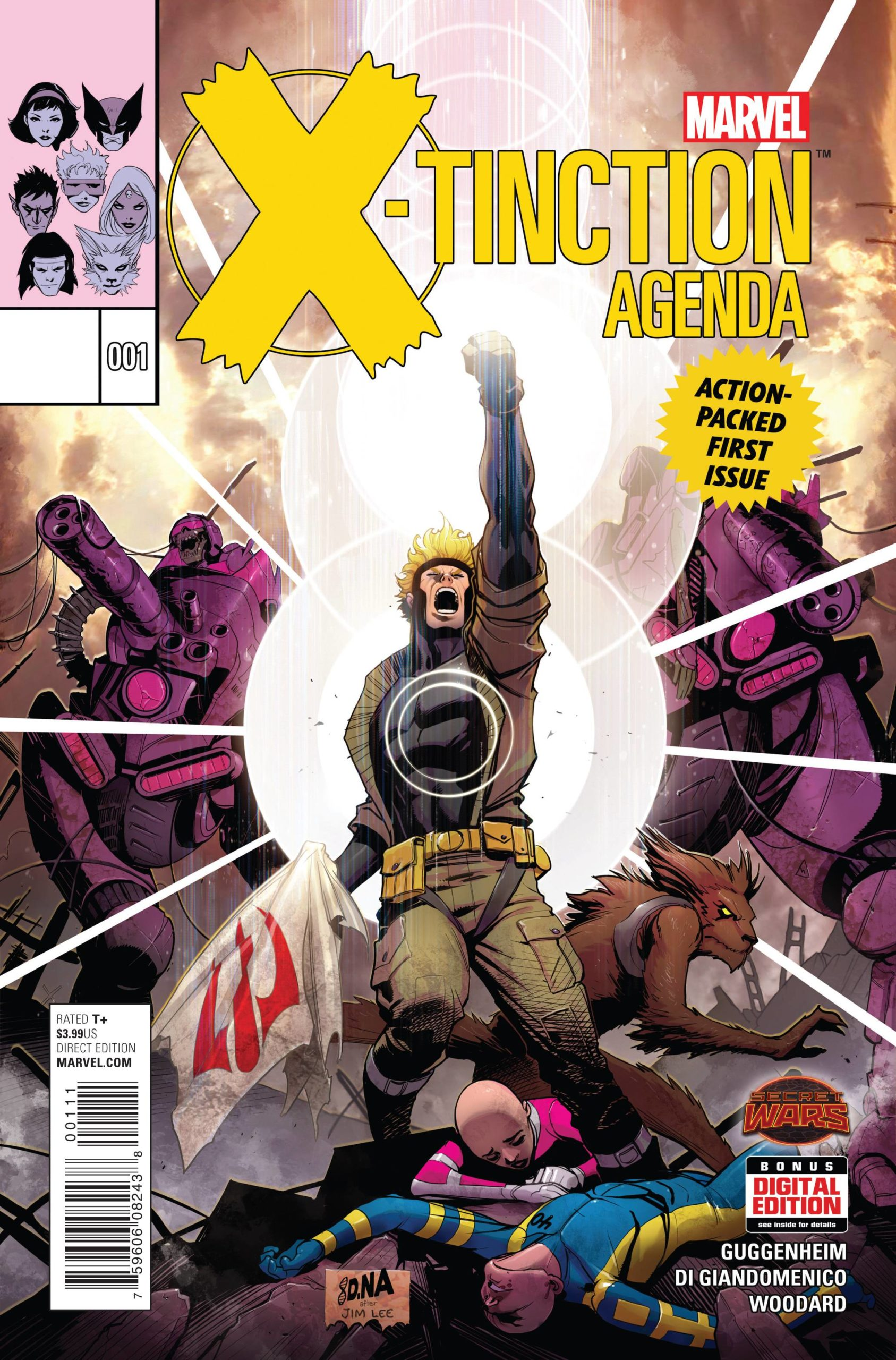 X-TINCTION AGENDA (MS 4)
