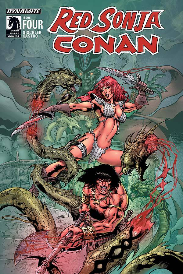 RED SONJA CONAN (MS 4)