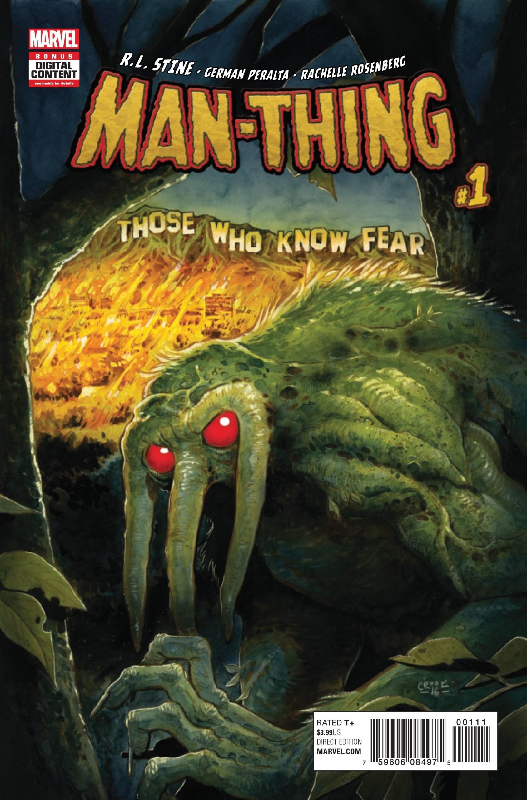 MAN-THING  (MS 5)