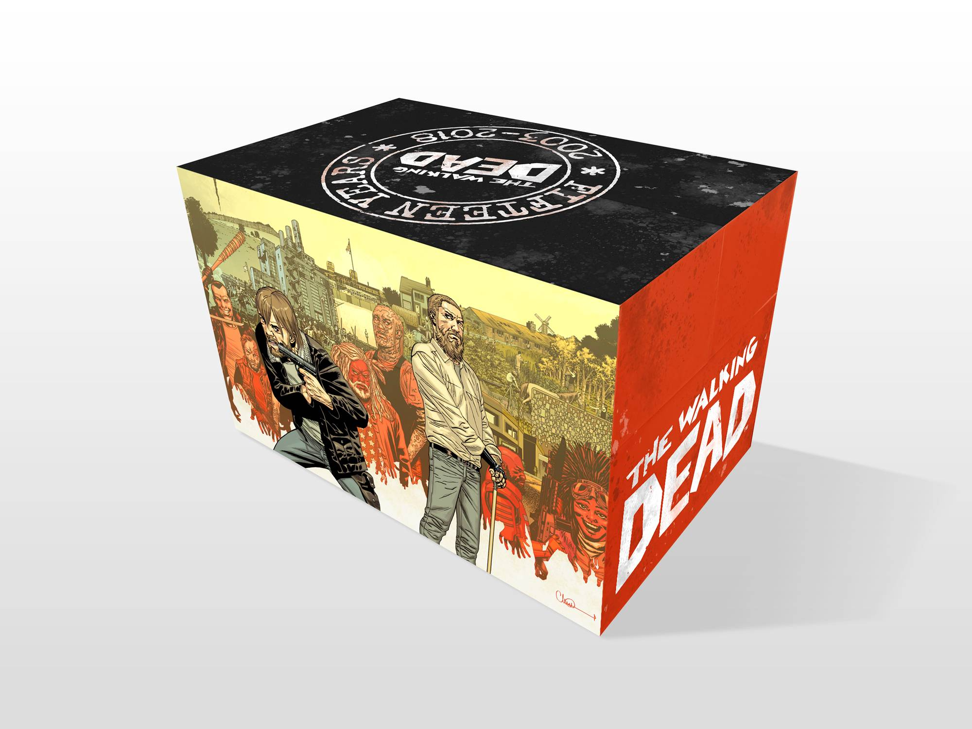 WALKING DEAD COMPENDIUM  BOX SET