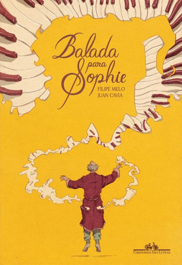 BALADA PARA SOPHIE – Companhia das Letras