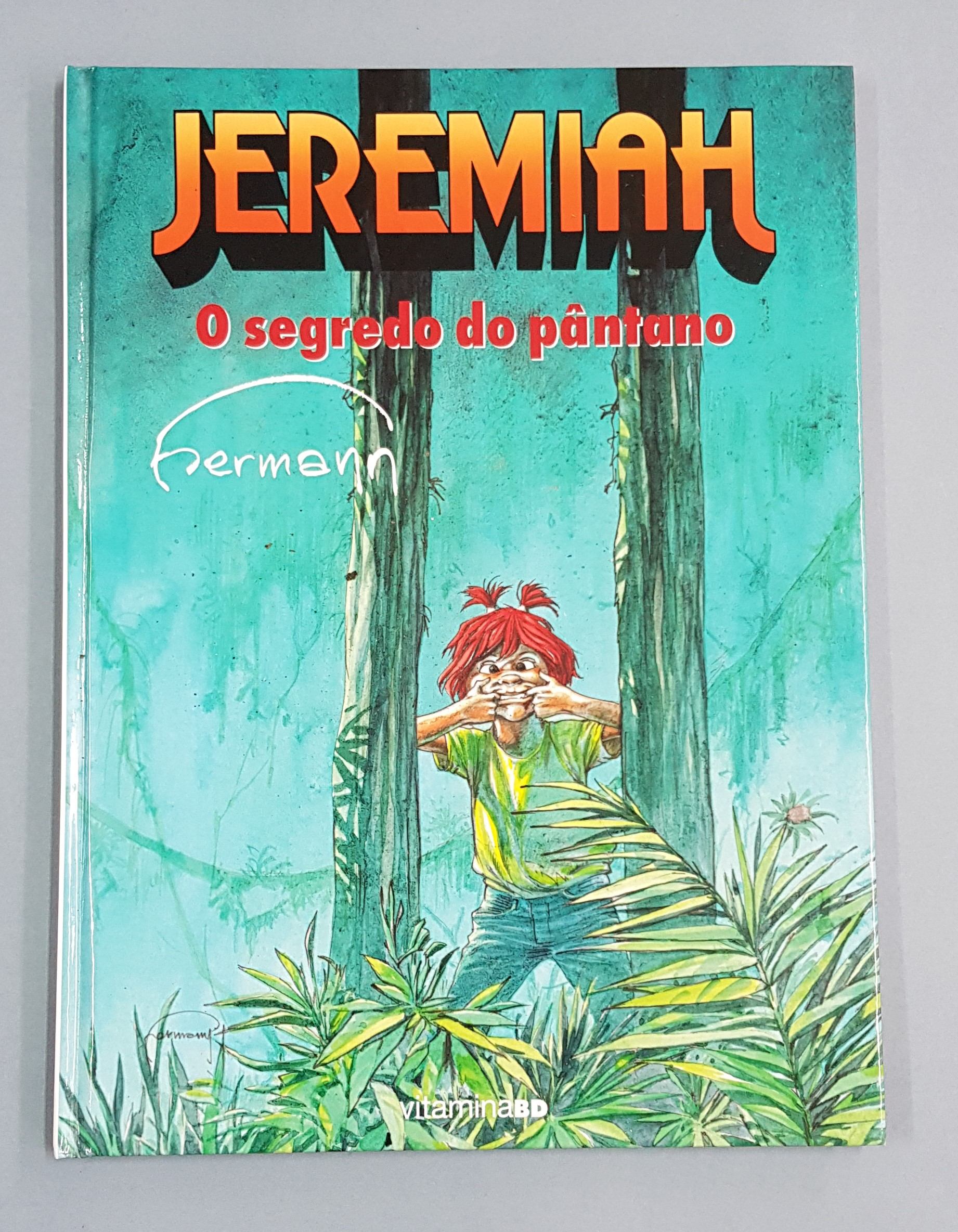 JEREMIAH – O SEGREDO DO PÂNTANO