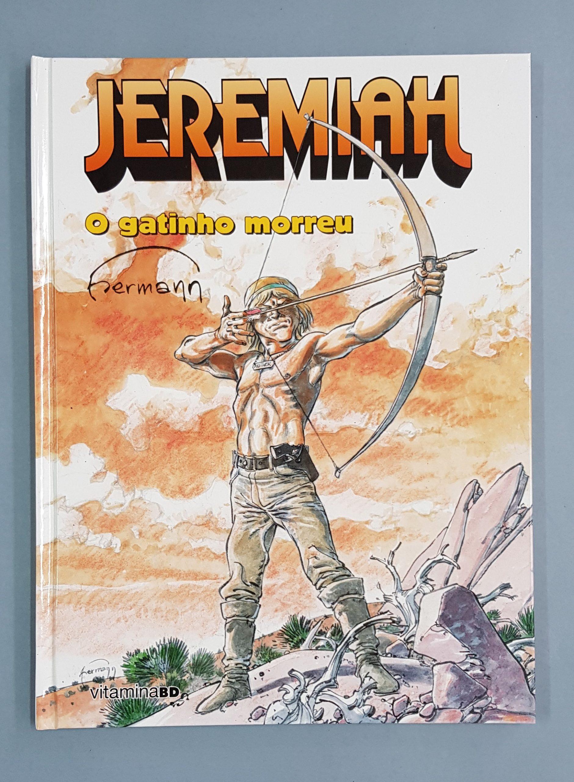 JEREMIAH – O GATINHO MORREU