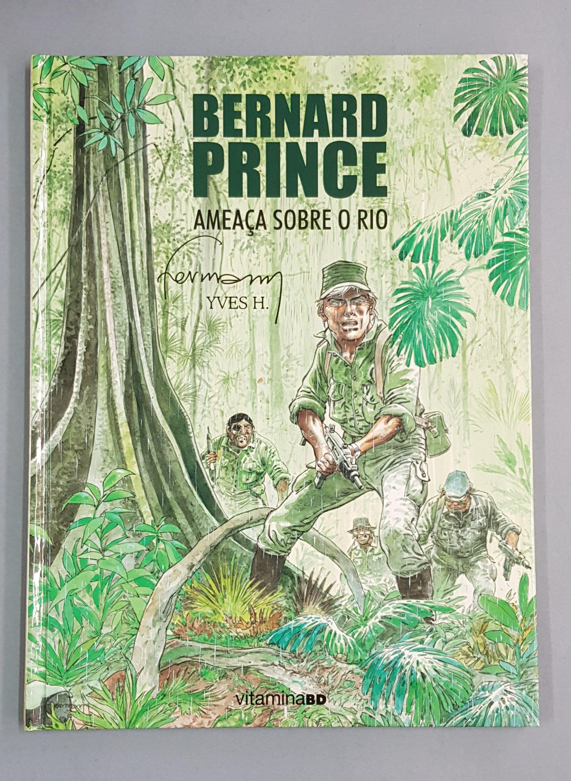 BERNARD PRINCE – AMEAÇA SOBRE O RIO