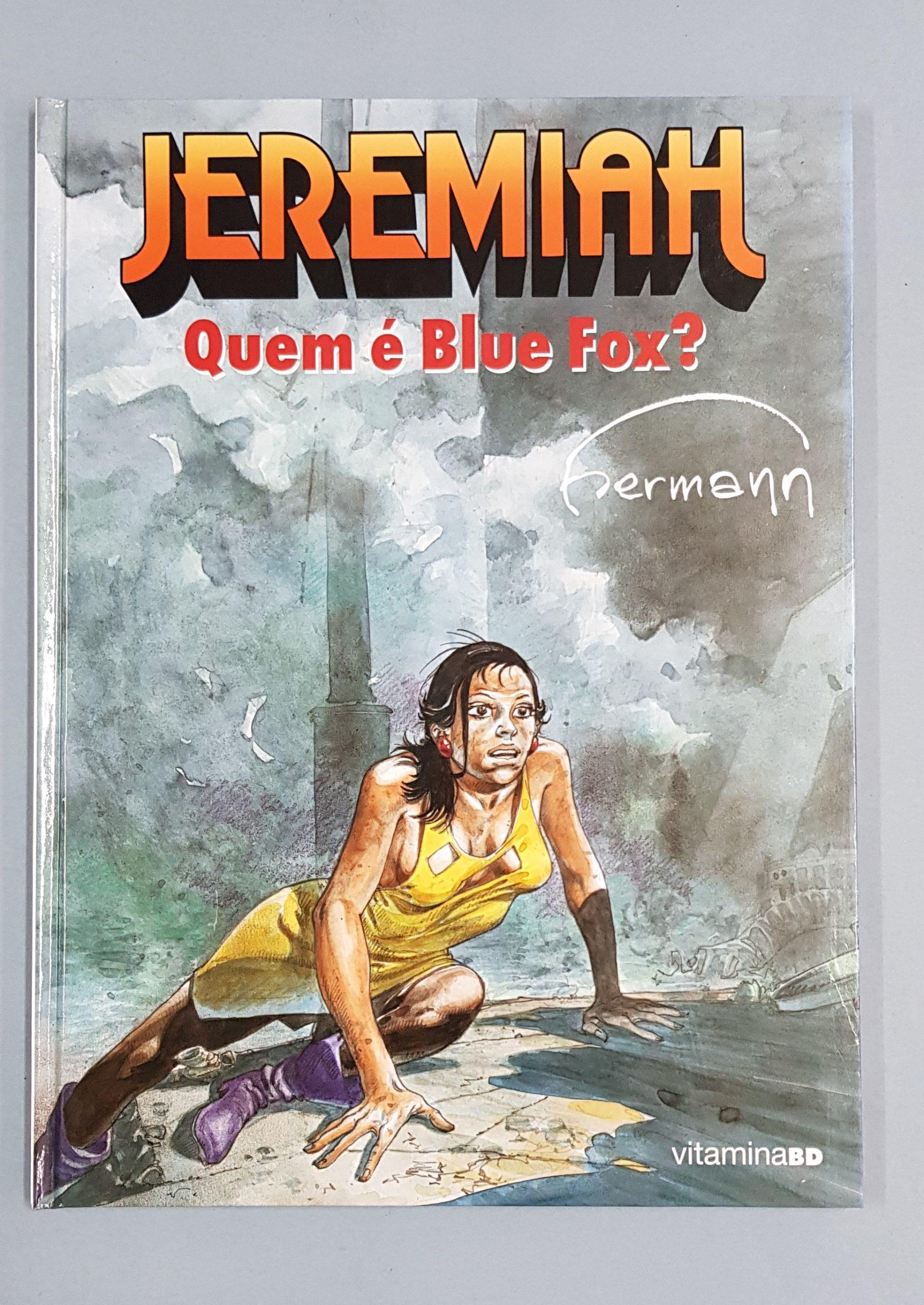 JEREMIAH – QUEM É BLUE FOX?