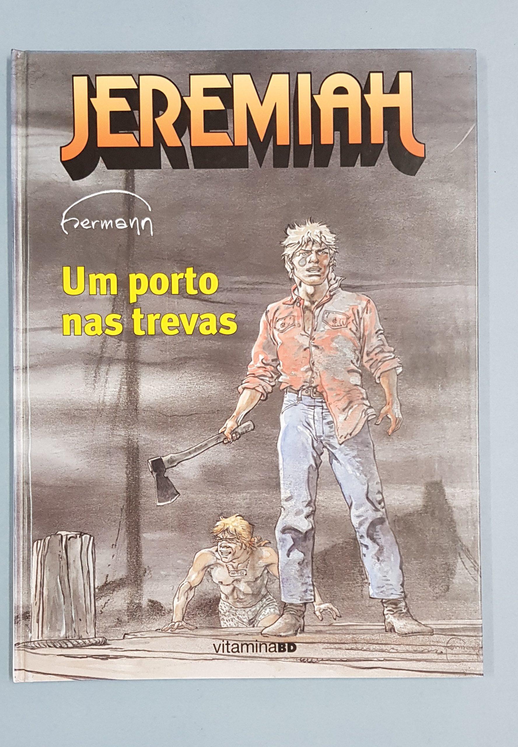 JEREMIAH – UM PORTO NAS TREVAS