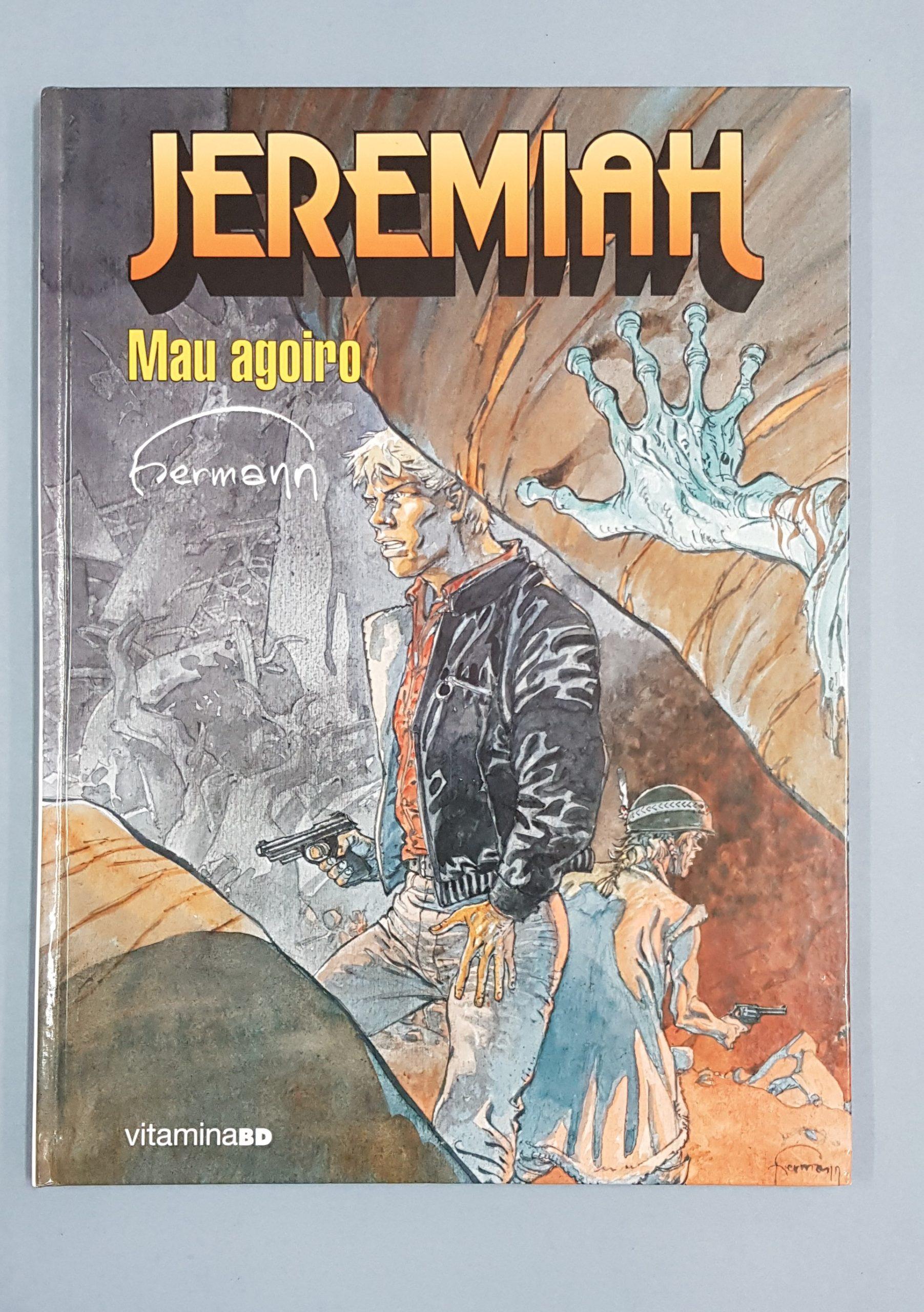 JEREMIAH – MAU AGOIRO