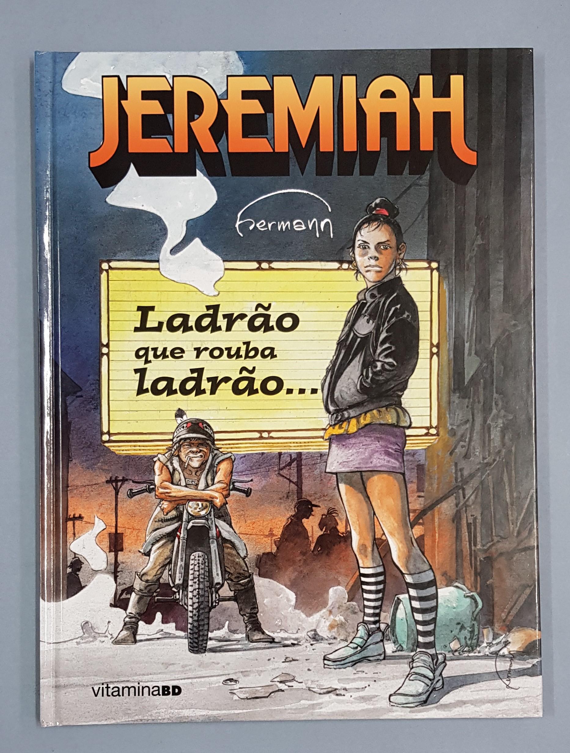 JEREMIAH – LADRÃO QUE ROUBA LADRÃO…