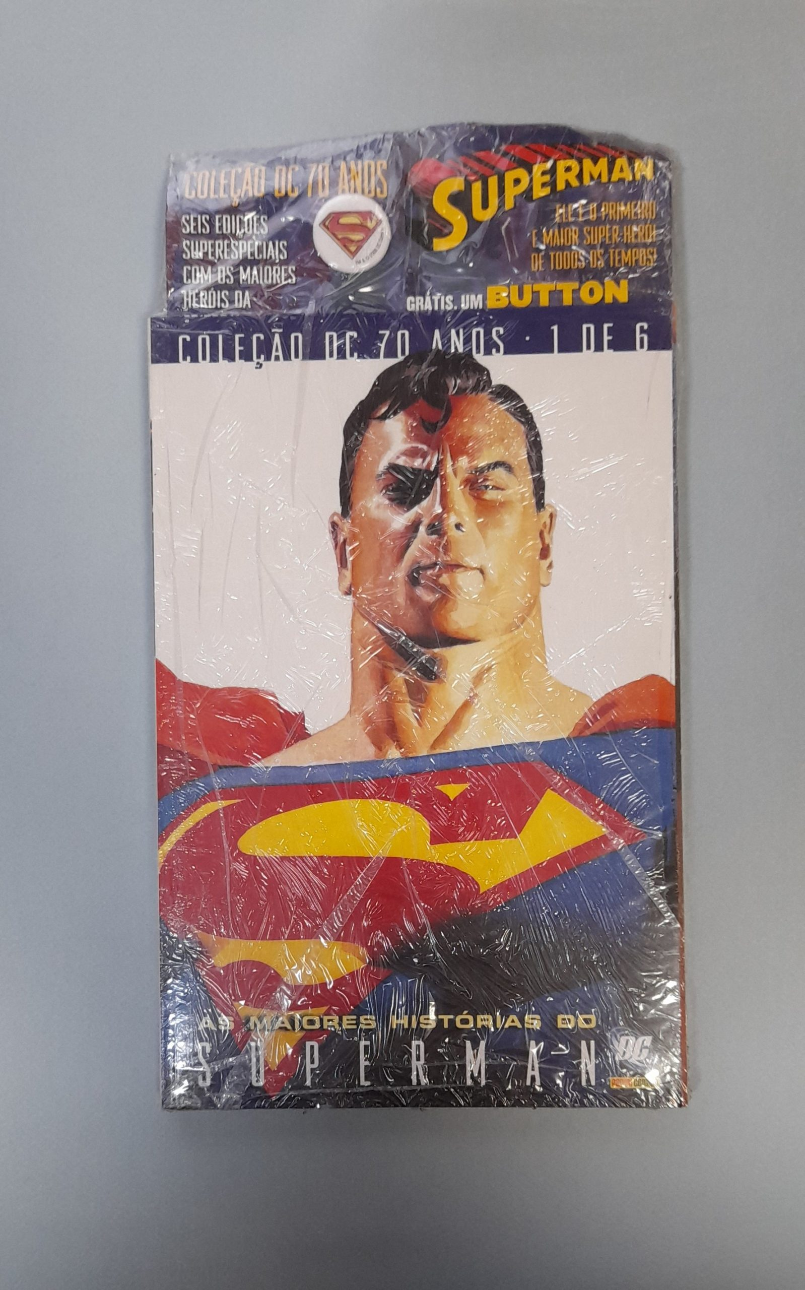 AS MAIORES HISTÓRIAS DE SUPERMAN