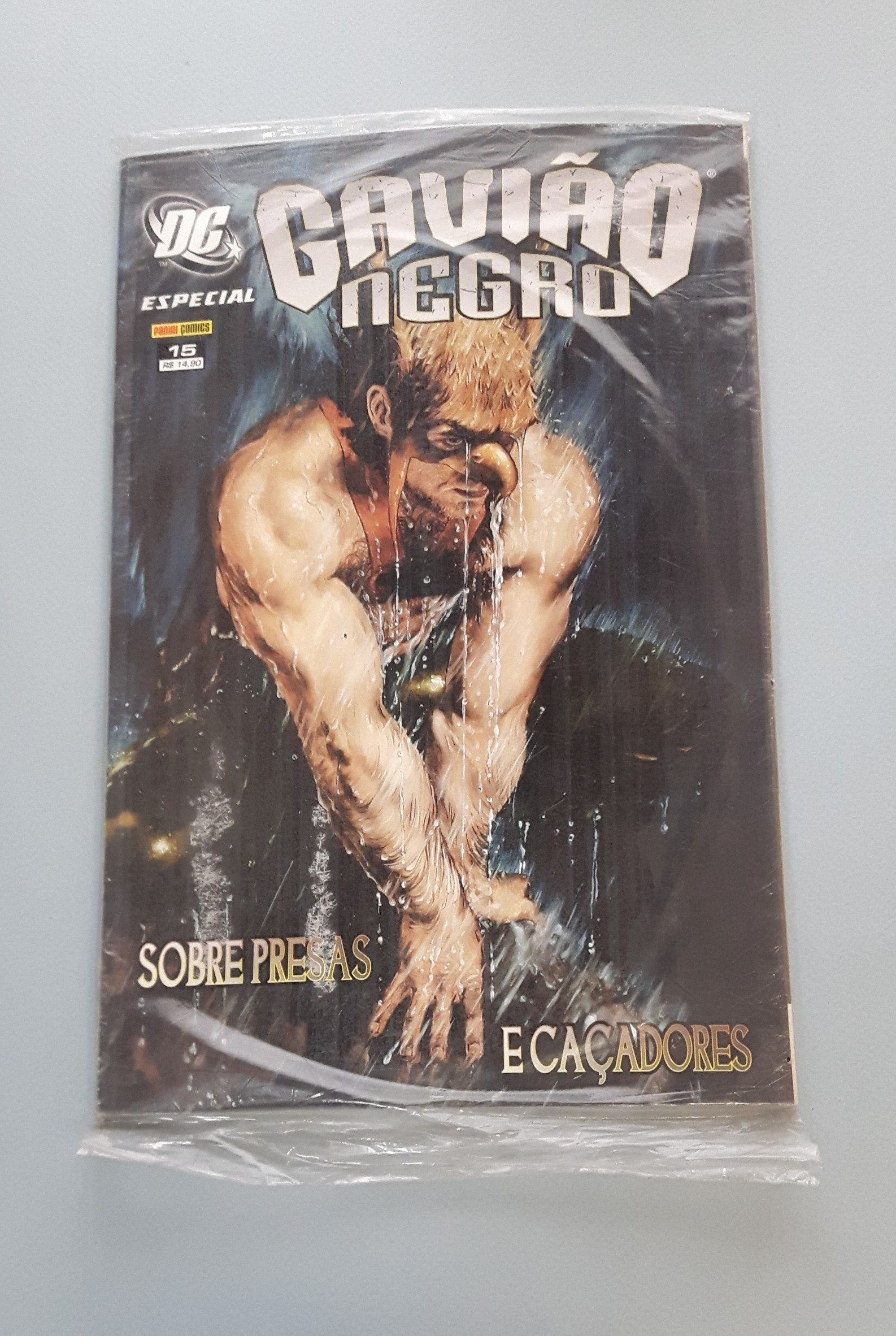 DC Especial Gavião Negro – Sobre presas e caçadores