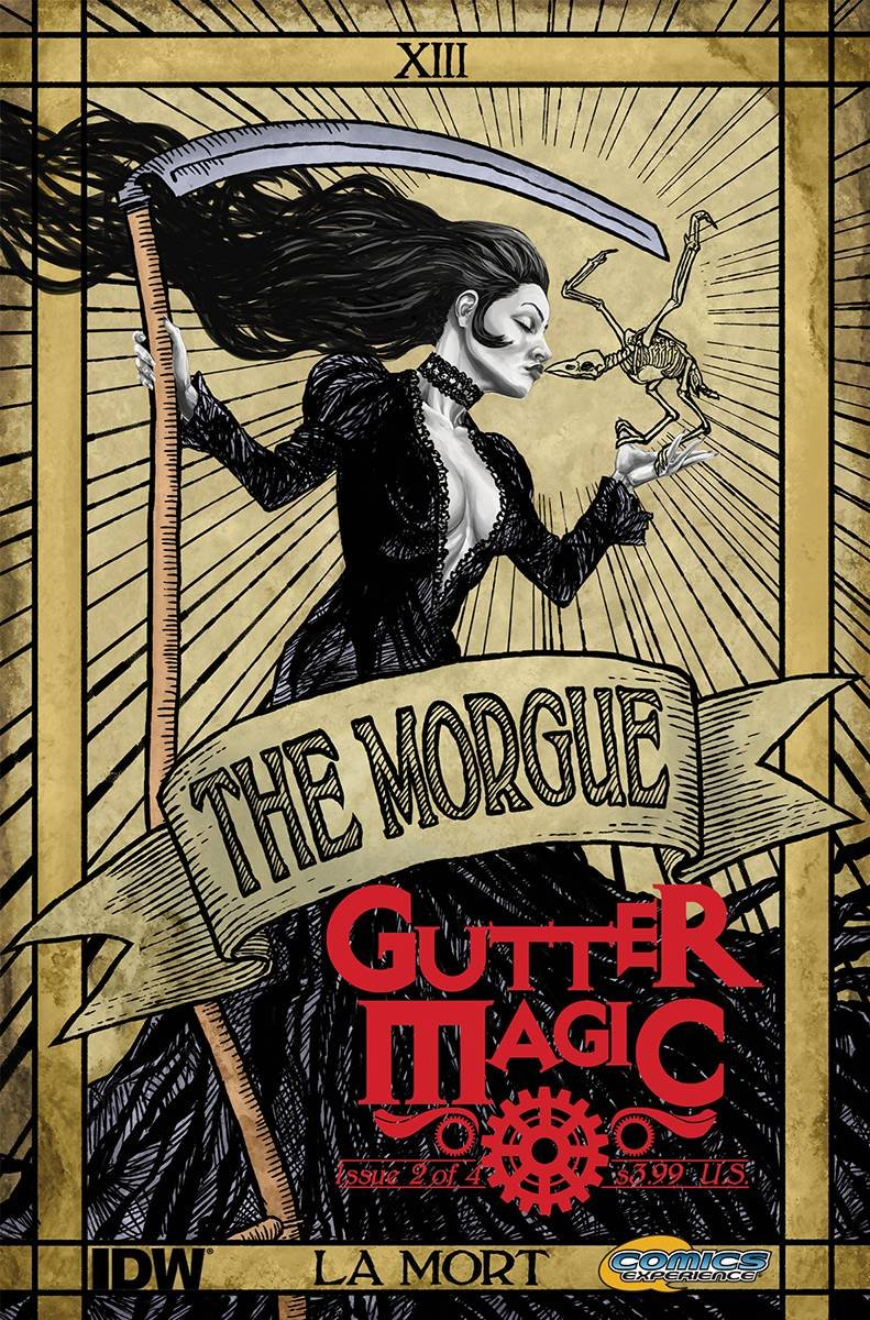GUTTER MAGIC (MS 4)