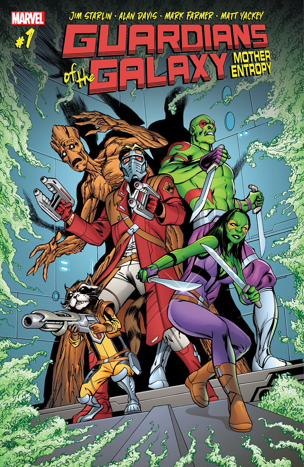 GUARDIANS OF THE GALAXY: MOTHER ENTROPY (MS 5)