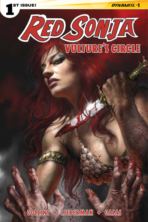 RED SONJA: VULTURE'S CIRCLE (MS 5)