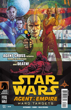 STAR WARS: AGENT OF THE EMPIRE—HARD TARGETS (MS 5)