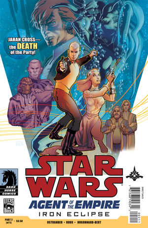 STAR WARS: AGENT OF THE EMPIRE—IRON ECLIPSE (MS 5)