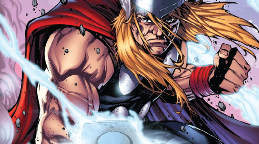 THOR: HEAVEN & EARTH (MS 4)