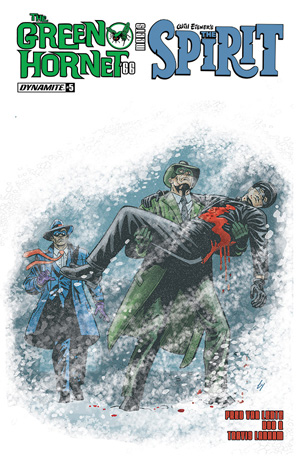 THE GREEN HORNET '66 MEETS THE SPIRIT (MS 5)
