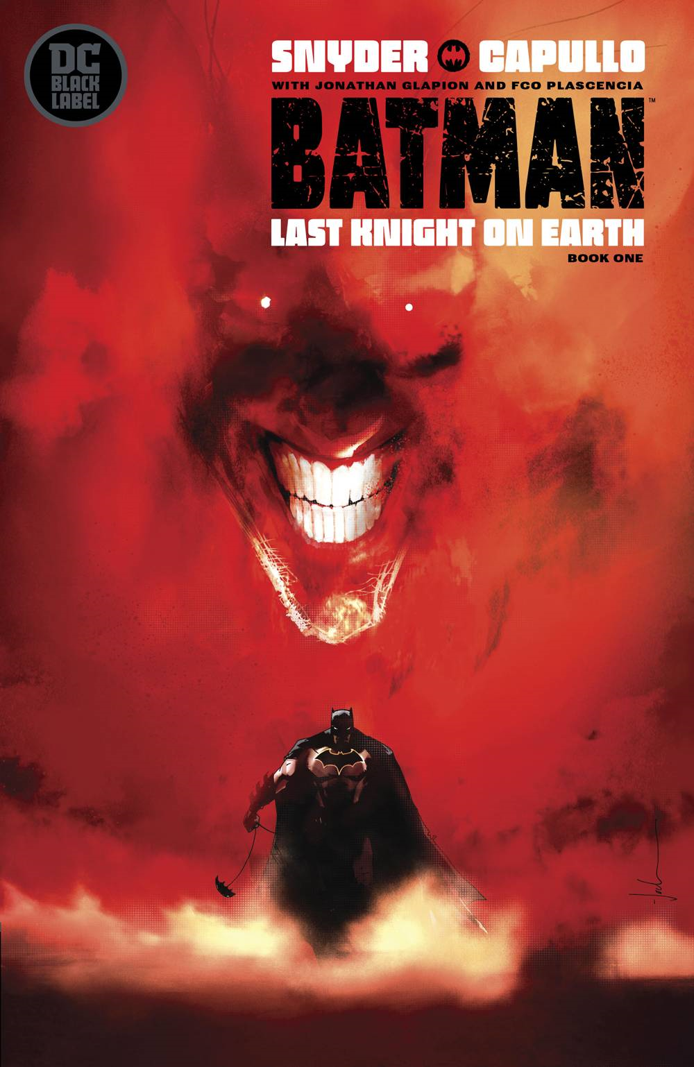 BATMAN: LAST KNIGHT ON EARTH (MS 3)