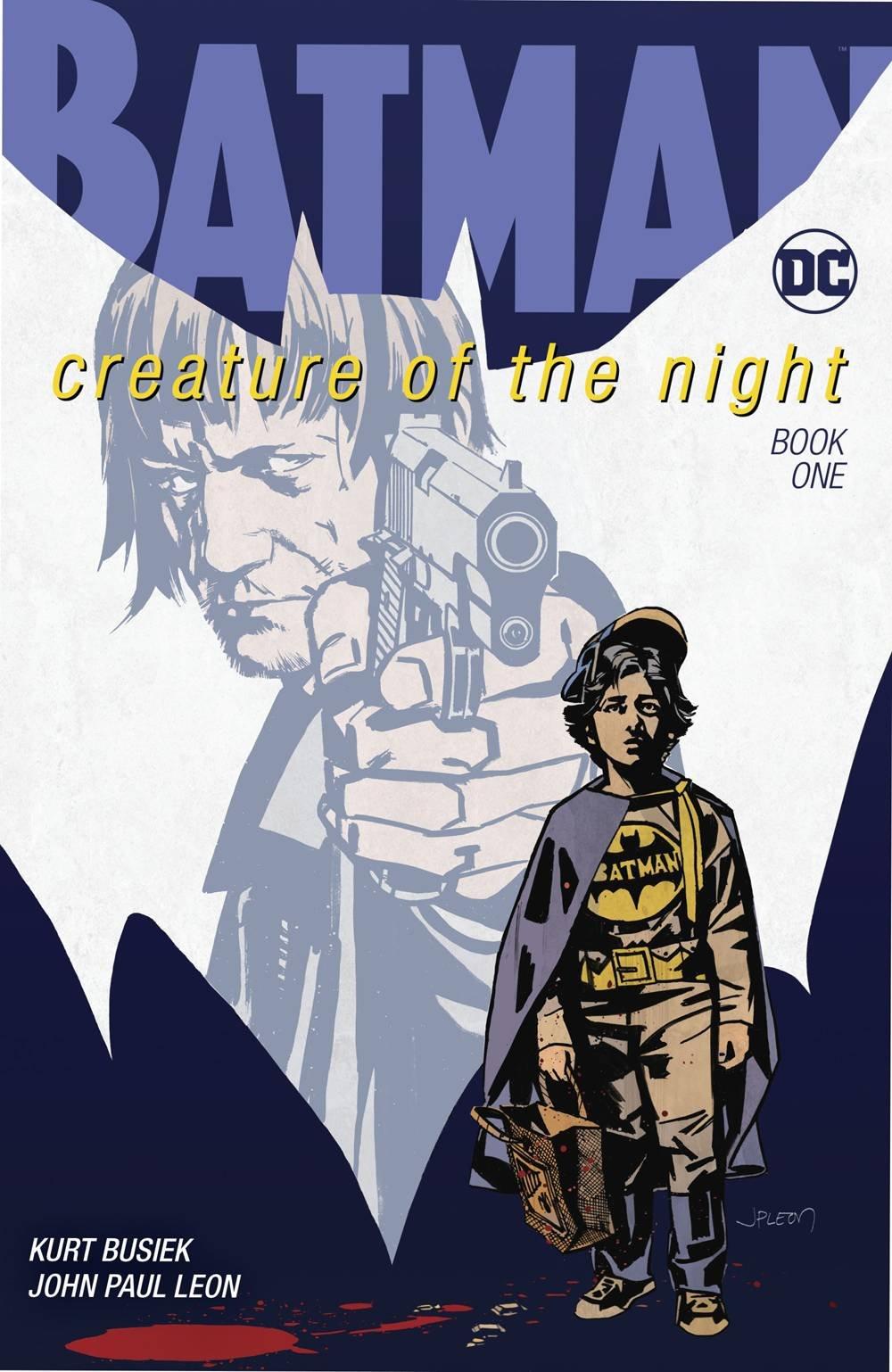 BATMAN: CREATURE OF THE NIGHT (MS 4)