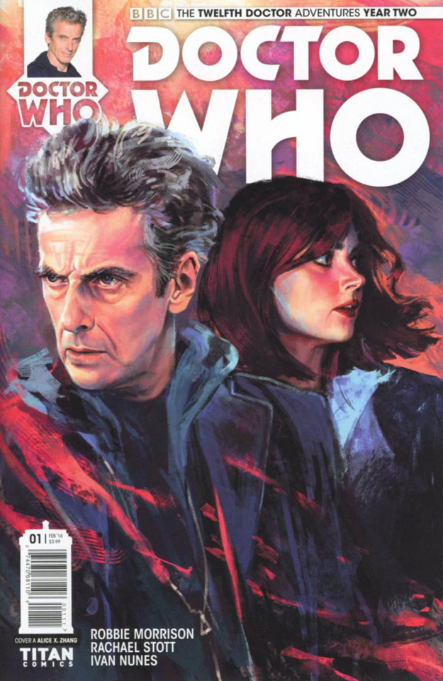 DOCTOR WHO: THE 12THDOCTOR – YEAR TWO (MS 15)