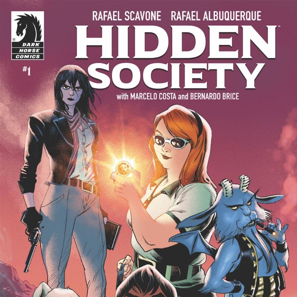 HIDDEN SOCIETY (MS 4)