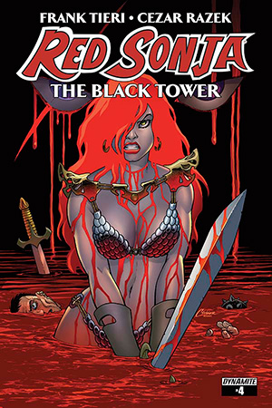 RED SONJA: THE BLACK TOWER  (MS 4)