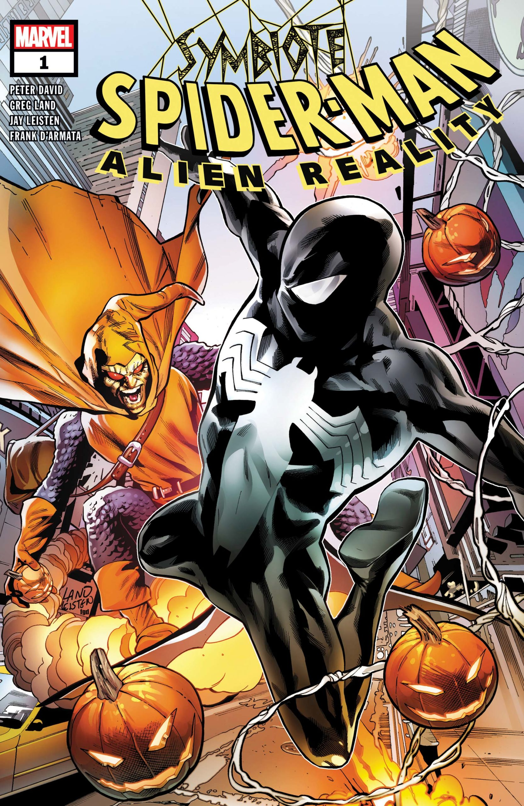 SYMBIOTE SPIDER-MAN: ALIEN REALITY (MS 5)