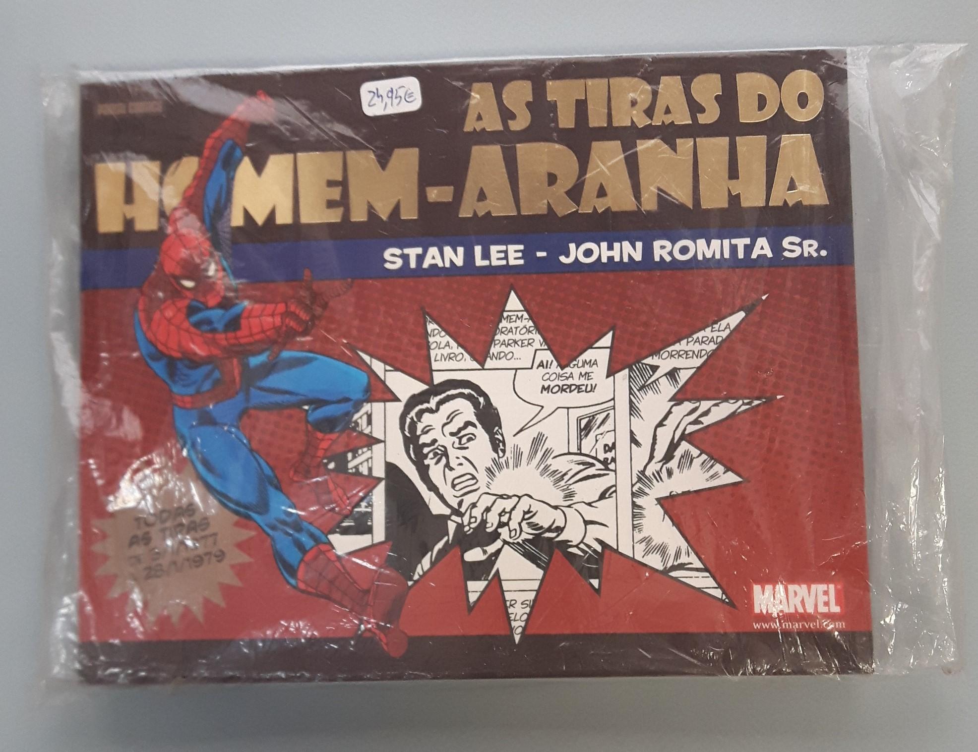 As Tiras do Homem-Aranha n° 1