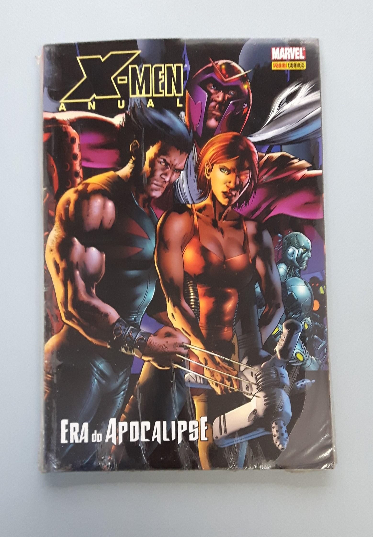 X-MEN ANUAL #1