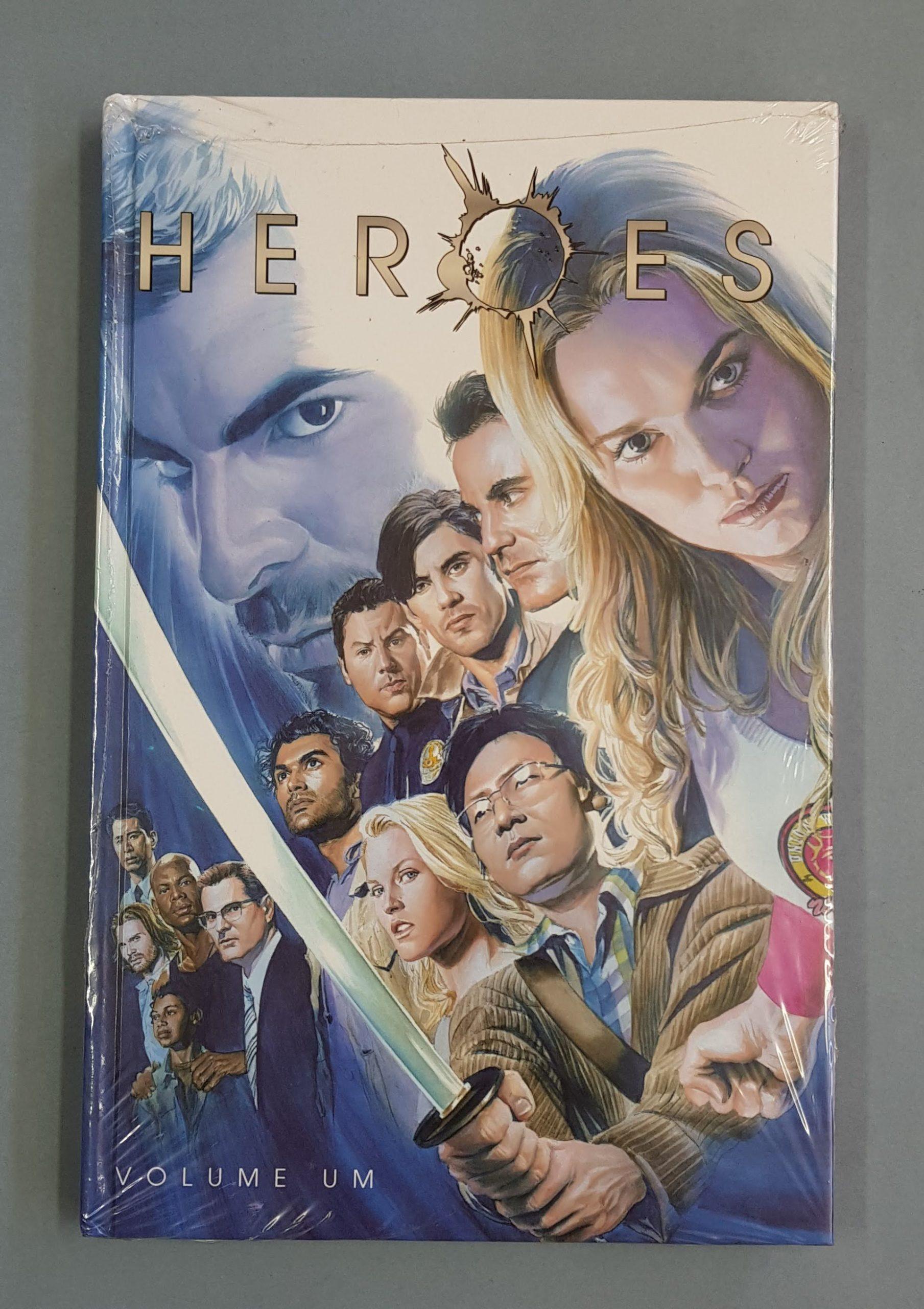 HEROES VOL 1 HC