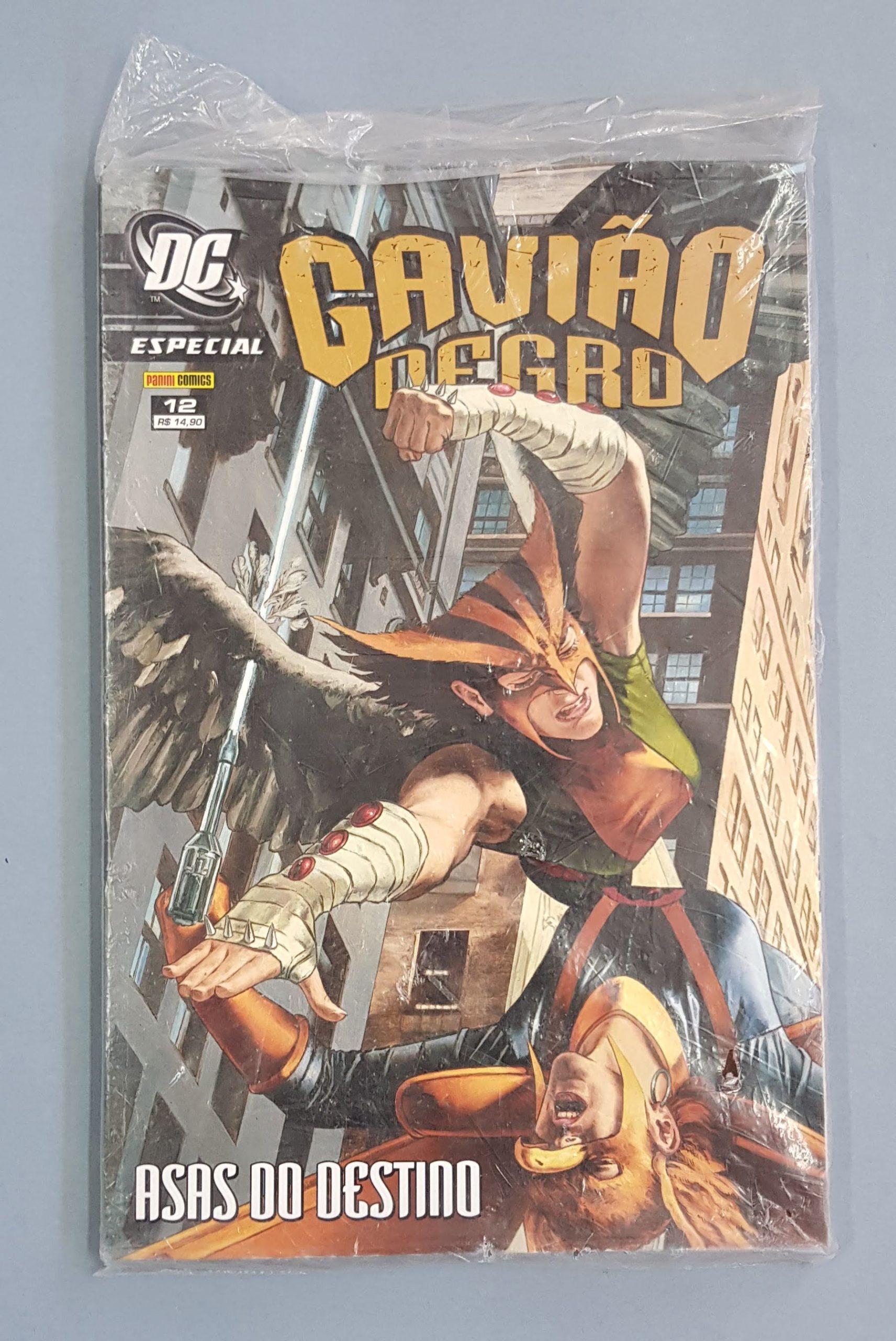 DC Especial Gavião Negro – ASAS DO DESTINO