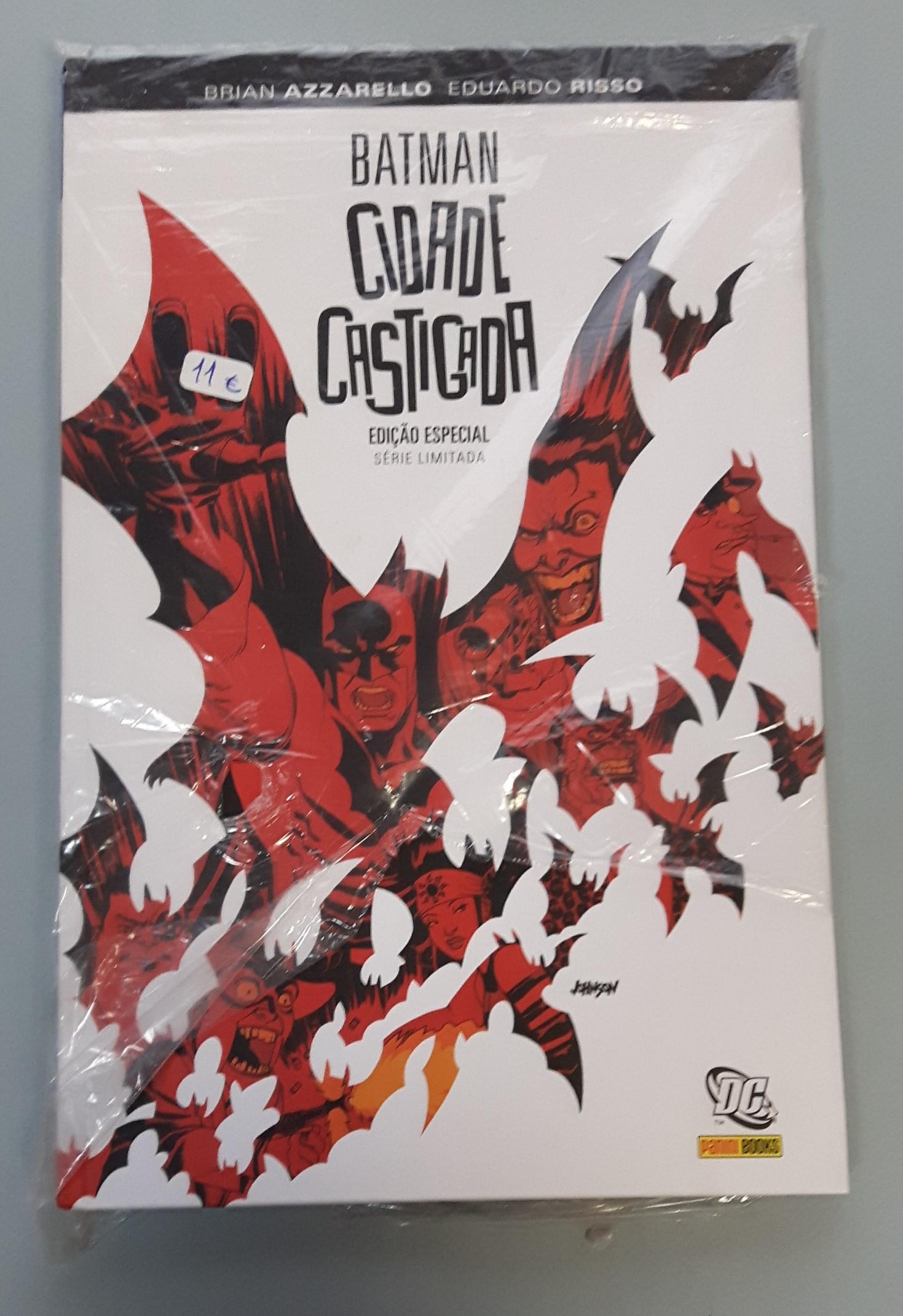 BATMAN: CIDADE CASTIGADA HC