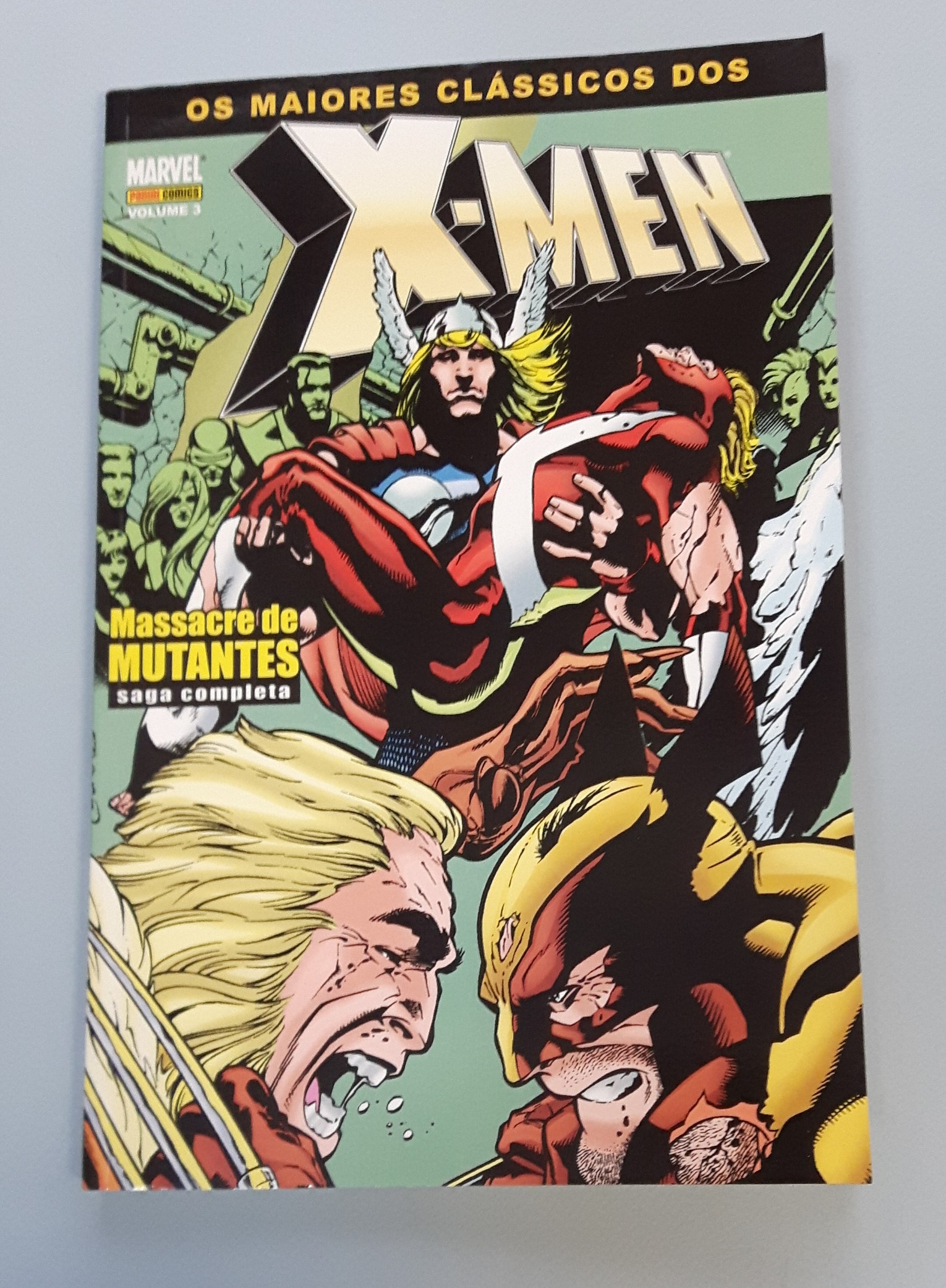 Os Maiores Clássicos dos X-Men n° 3