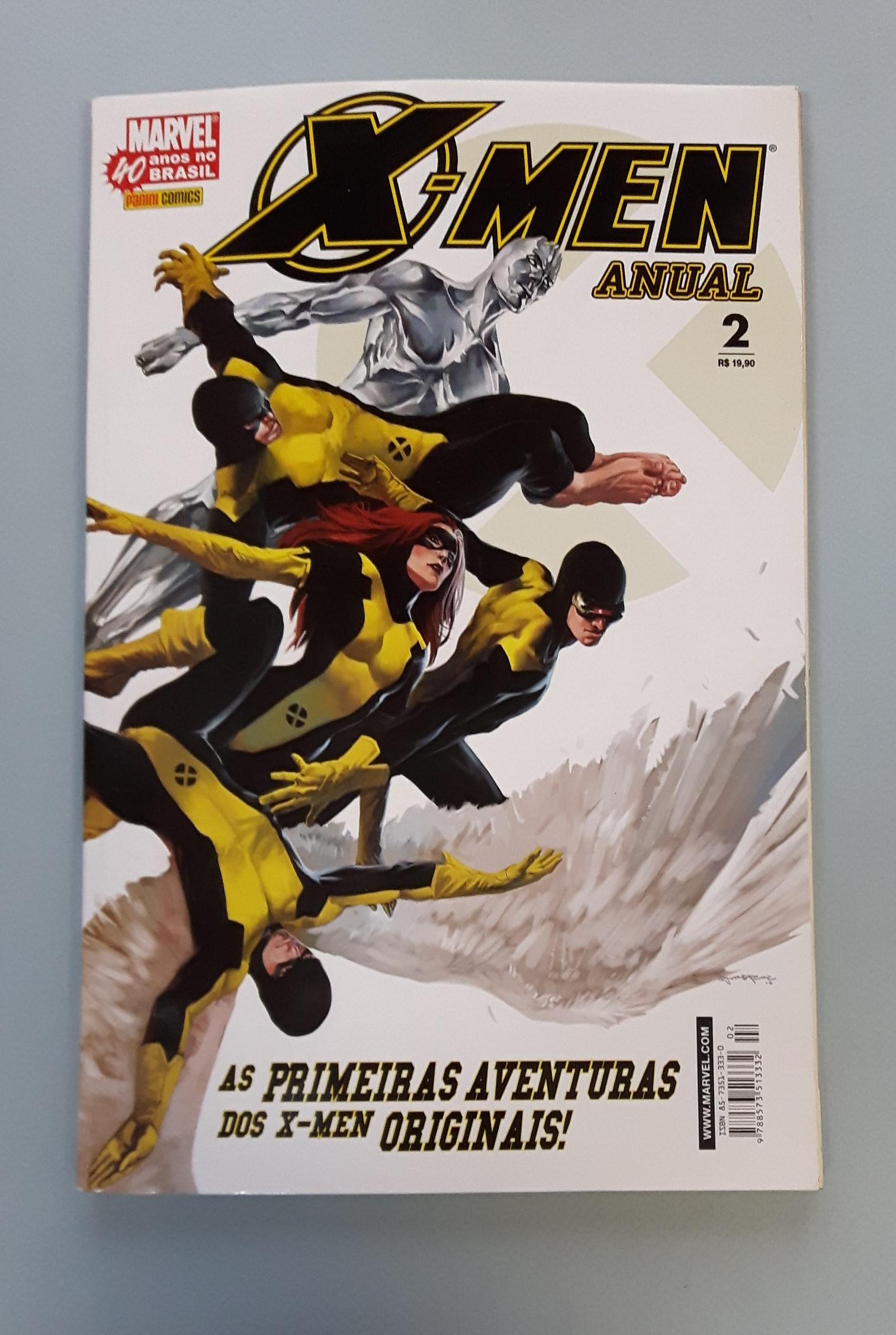 X-Men Anual n° 2