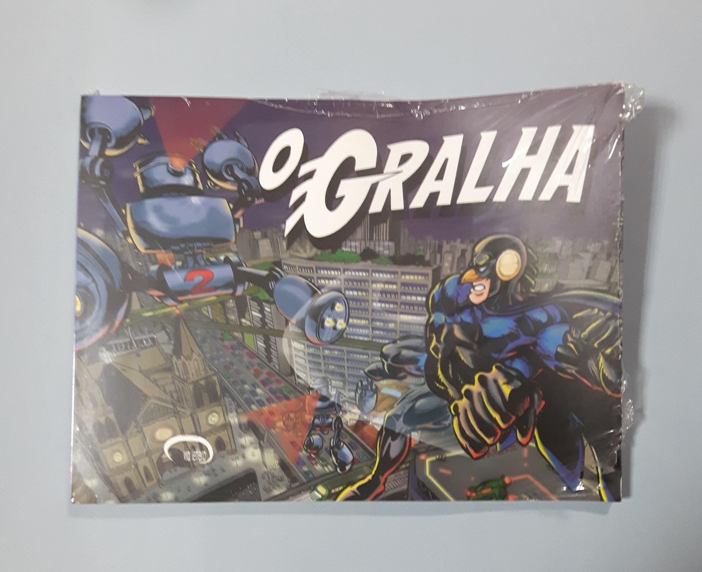 O GRALHA