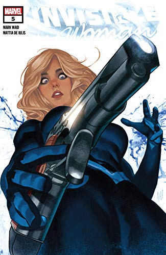 INVISIBLE WOMAN (MS 5)