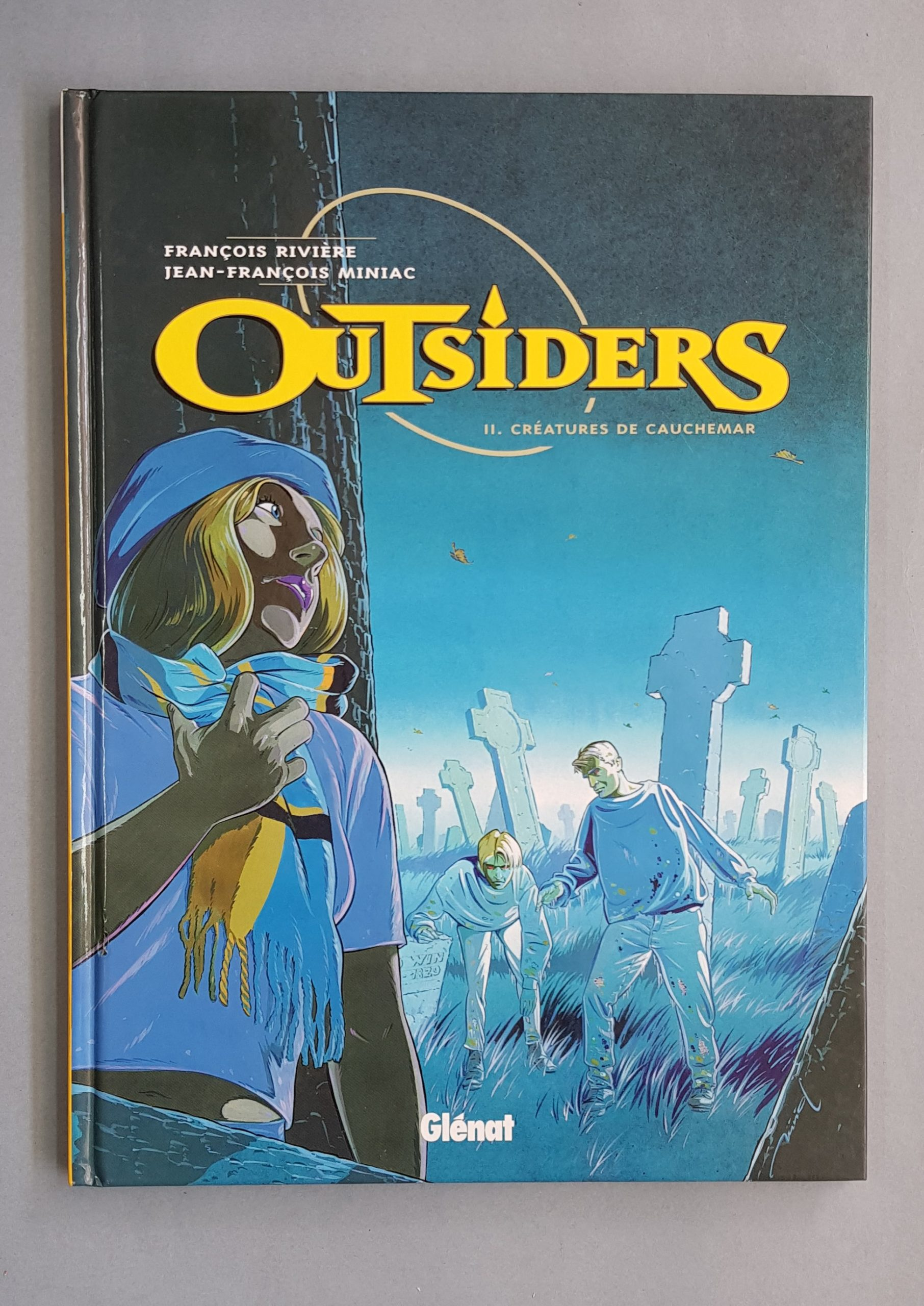 OUTSIDERS II – CRÉATURES DE CAUCHEMAR