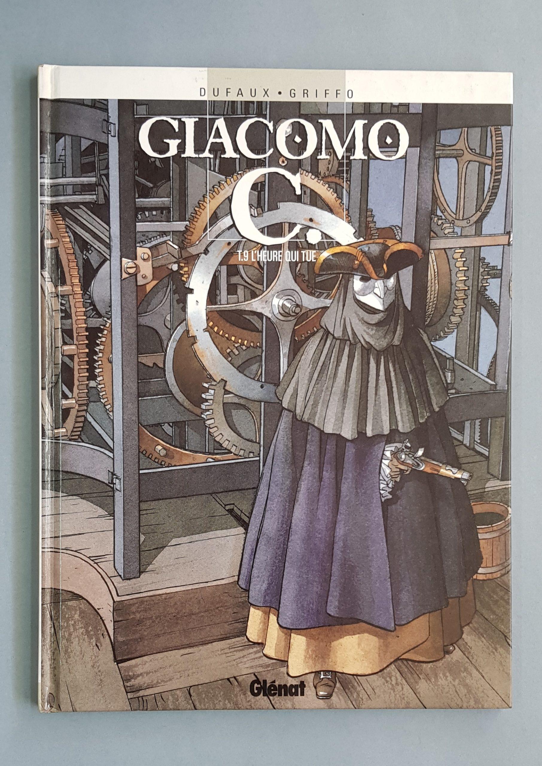 GIACOMO C. 9 – L'HEURE QUI TUE
