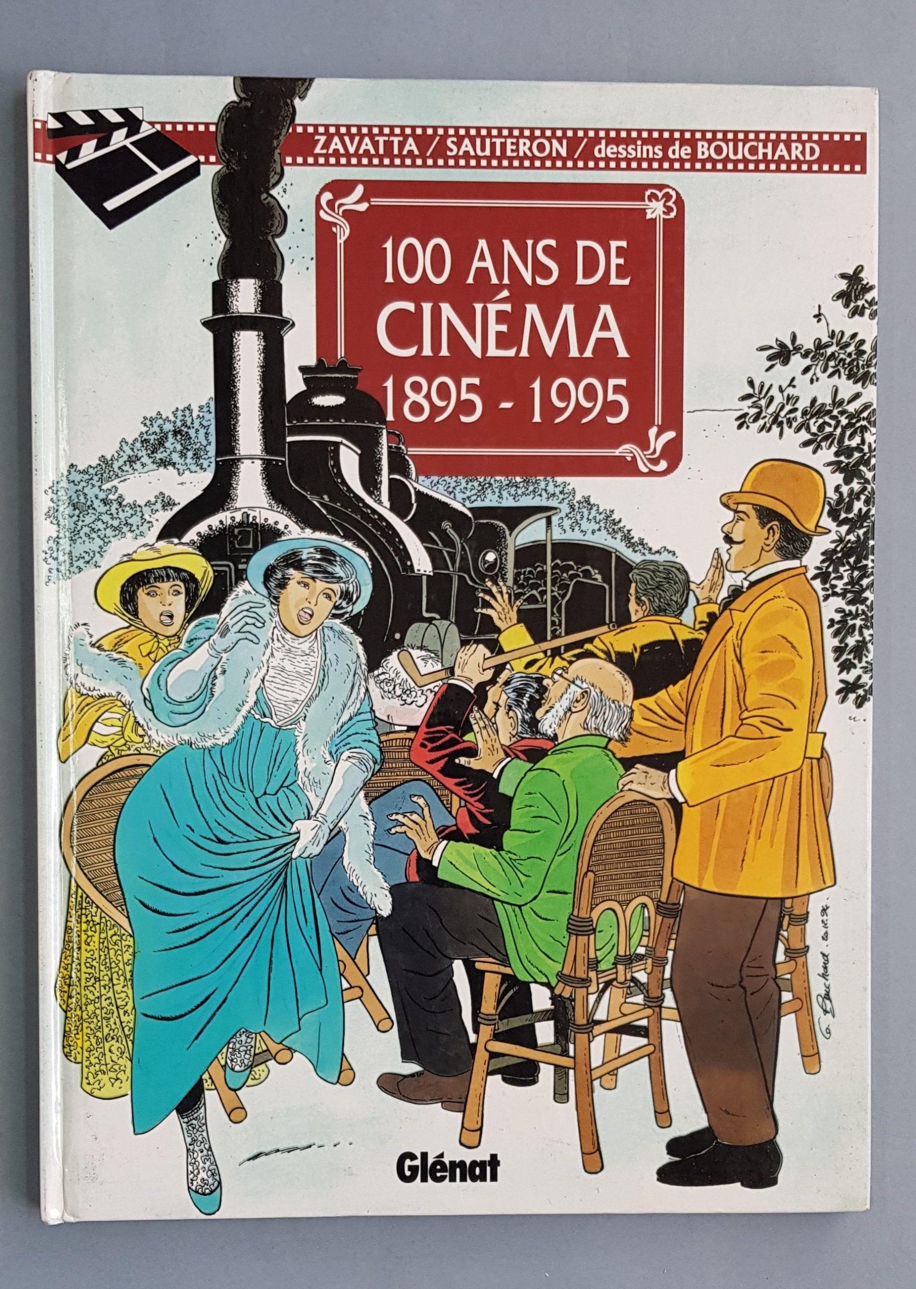 100 ANS DE CINÉMA: 1895-1995