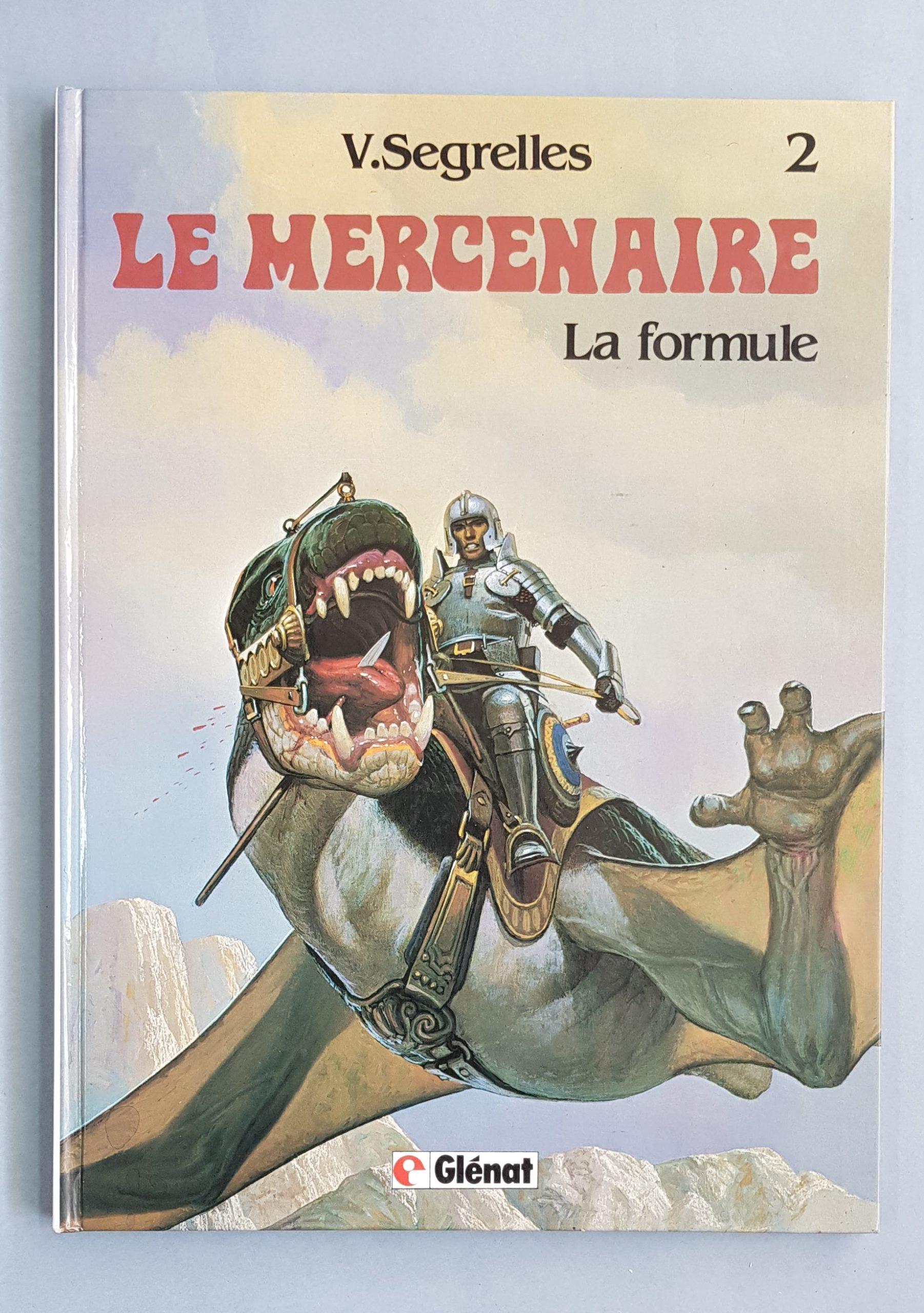 LE MERCENAIRE 2 – LA FORMULE
