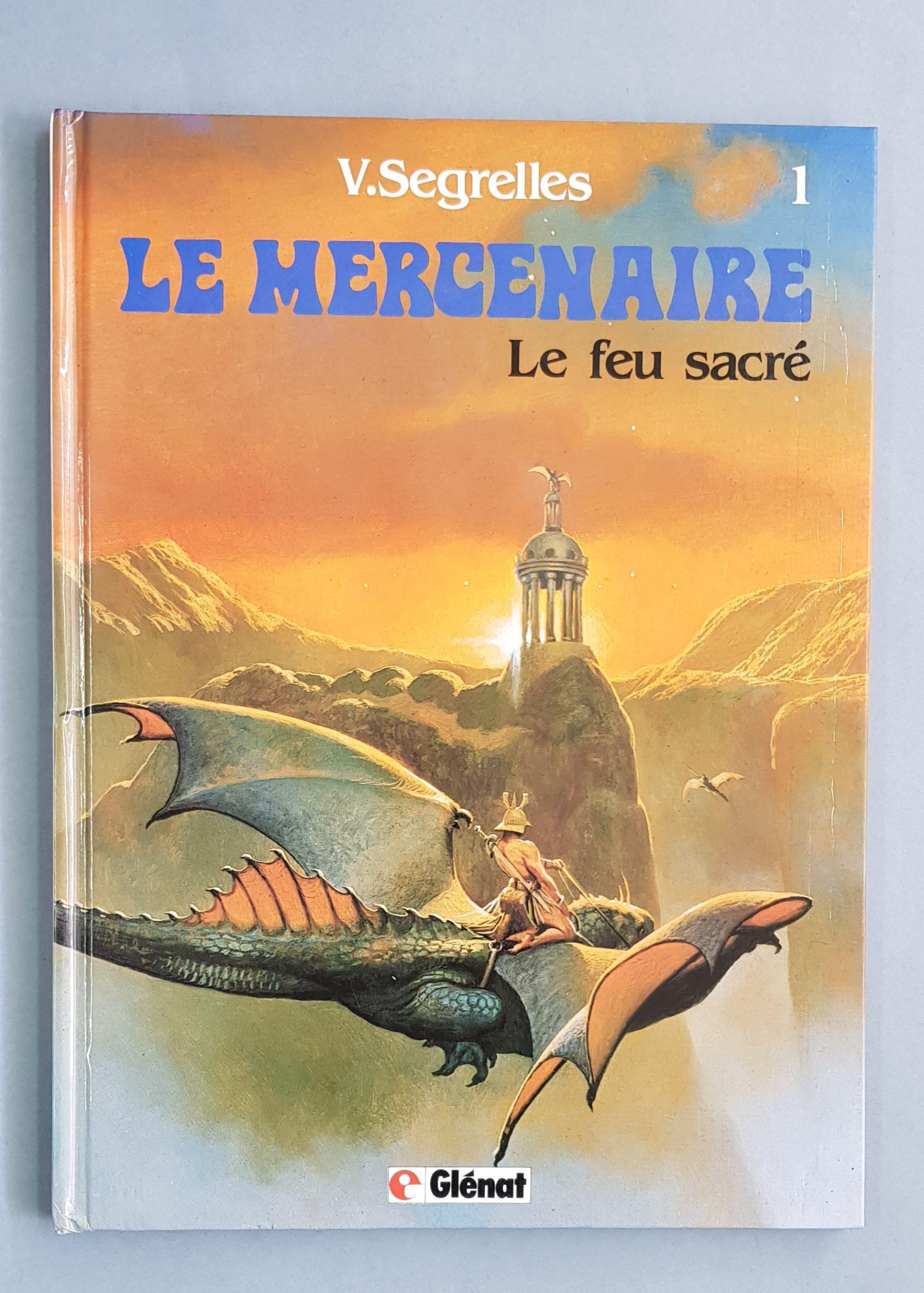LE MERCENAIRE 1 – LE FEU SACRÉ