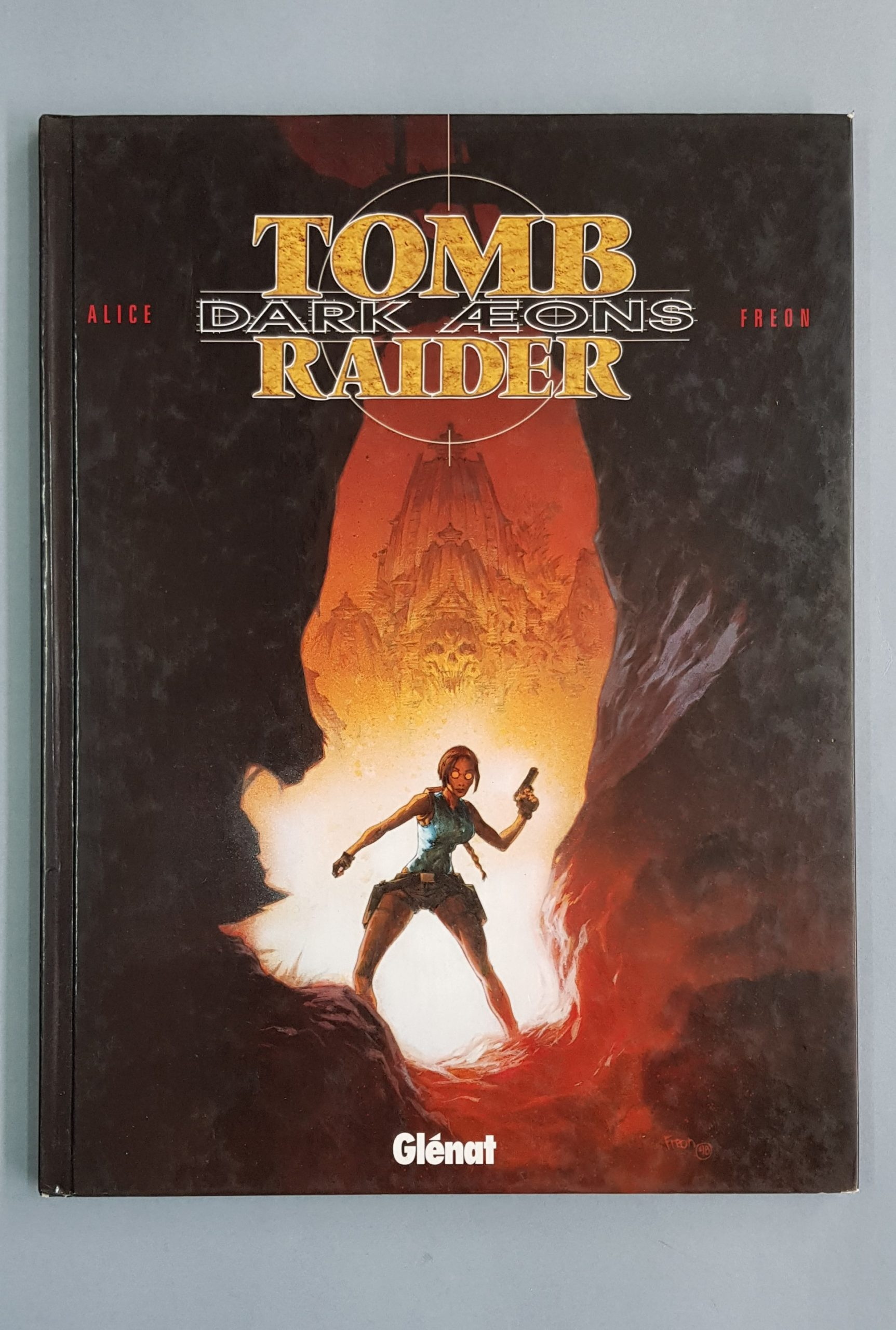 TOMB RAIDER – DARK AEONS